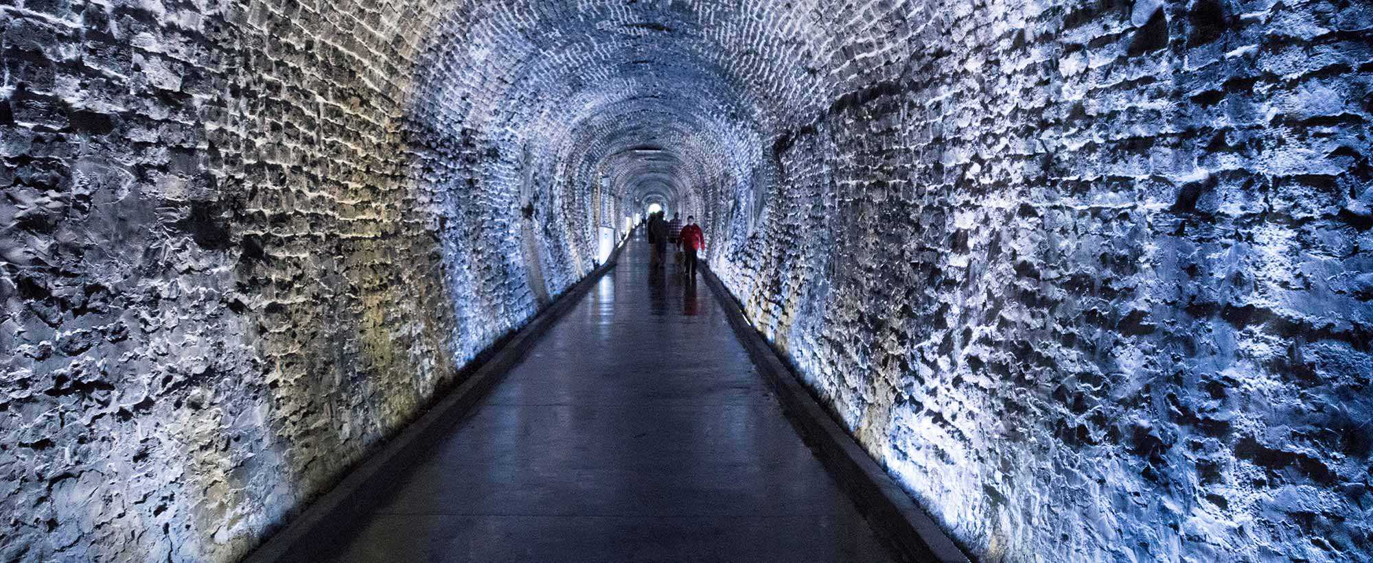 Le tunnel ferroviaire de Brockville