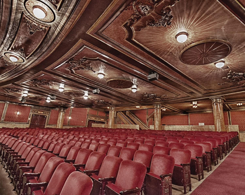Le théâtre Elgin (Photo : John Allman)