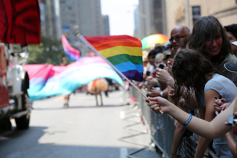 Gay Pride parade (© 2017 Société du Partenariat ontarien de marketing touristique)