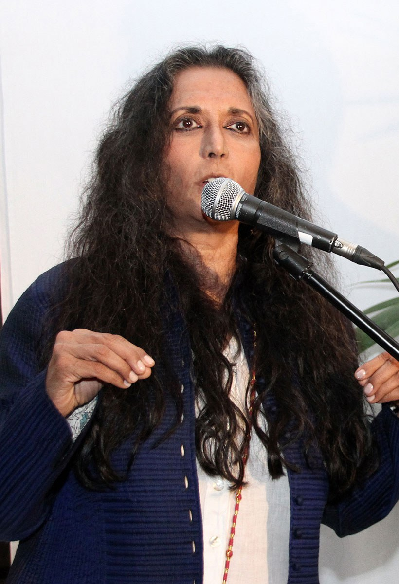 Deepa Mehta à la 7e édition de l'Annual Canadian Filmmakers' Party. Photo gracieusement fournie par le Canadian Film Centre
