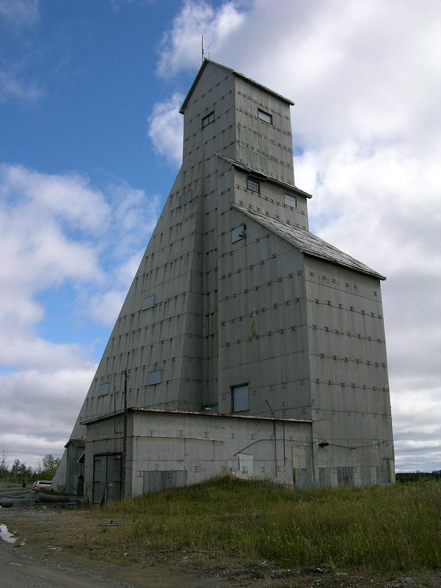 Chevalement de la mine McIntyre – à découvrir lors de l'événement Portes ouvertes Timmins