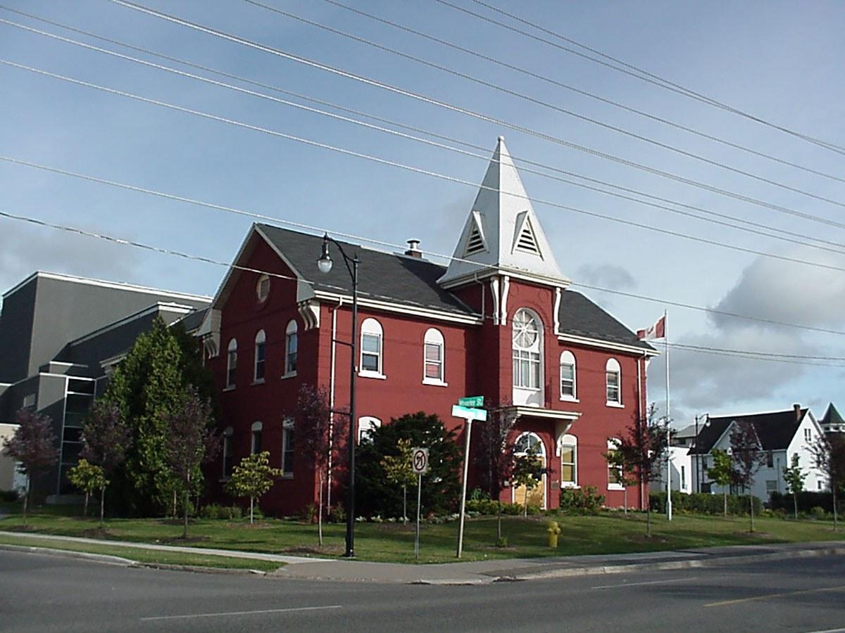 Le Magnus Theatre, 2002 (Photo : Archives de la ville de Thunder Bay)