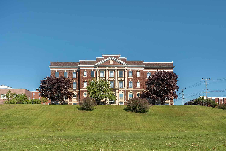 Palais de justice  du district de Thunder Bay (Photo : Courthouse Hotel)